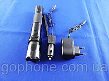 Тактический фонарь  BL-1102, фото 2
