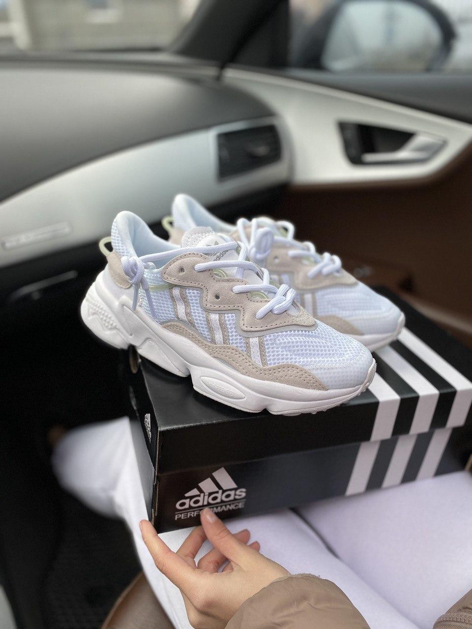 Мужские кроссовки Adidas Ozweego PA145 разноцветные