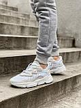 Мужские кроссовки Adidas Ozweego PA145 разноцветные, фото 4