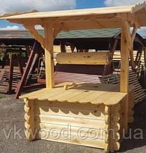 "Криниця ""Квадрат"" Колодец деревянный  - ""Квадрат"""