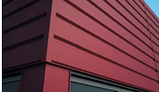 "Металлосайдинг | Фасадные Панели | ""Комплект"" | 0,7 мм | RAL 3005 | Термастил |, фото 5"