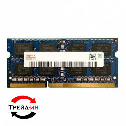 DDR3 4Gb Sodimm Mix, б/у