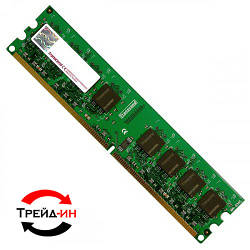 DDR2 1Gb Mix, б/у