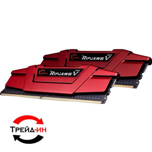 DDR4 16Gb (2x8) G.Skill Ripjaws V 3600 MHz (F4-3600C19D-16GVRB)