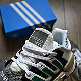 Мужские кроссовки Adidas EQT SUPPORT 91/18 DE019 Granite Sub Green, фото 4