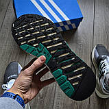 Мужские кроссовки Adidas EQT SUPPORT 91/18 DE019 Granite Sub Green, фото 8