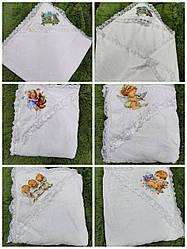 Полотенце для крещения уголок микрофибра