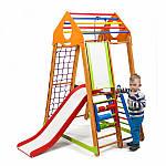 Детский спортивный комплекс BambinoWood Plus 3  SportBaby, фото 2