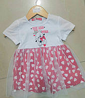 Платье для девочек оптом, 12-36 мес., арт. ZOL-15481