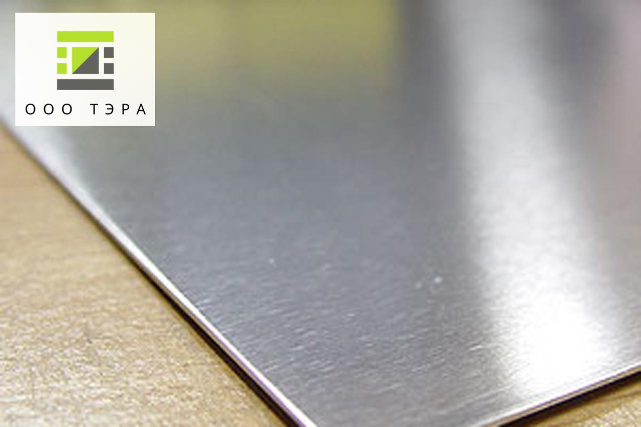 Лист алюминиевый 2.0 мм АМГ6БМ