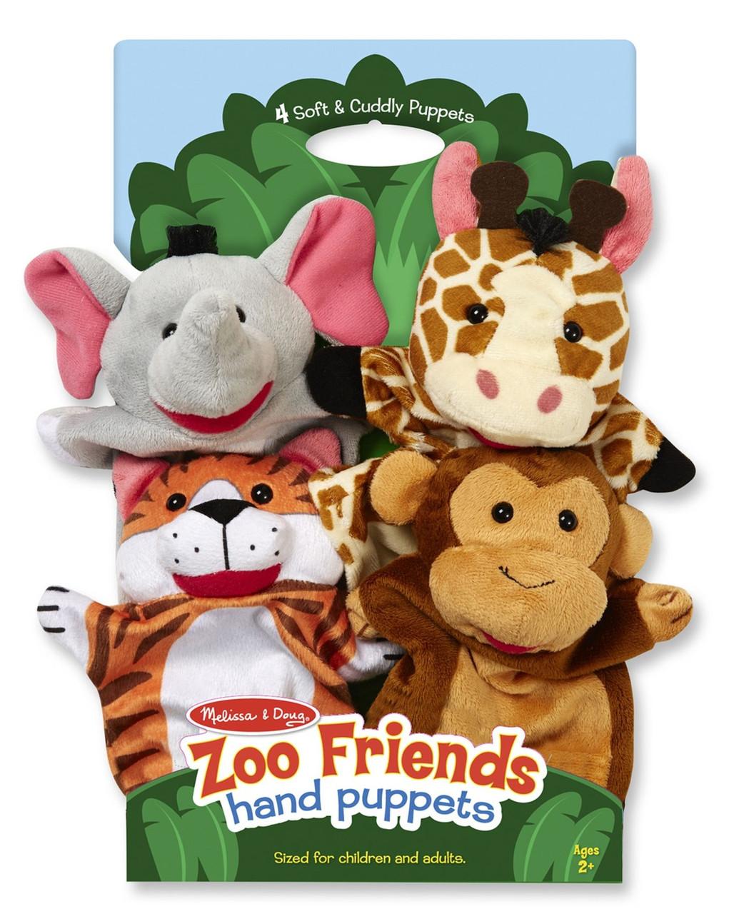 Ляльковий театр Зоопарк Melіssa&Doug (MD19081)