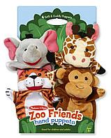 Кукольный театр Зоопарк Melissa&Doug (MD19081)