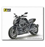 Коврик для мышки Pod Mishkou (Ducati Diavel)