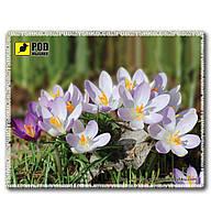 Коврик для мышки Pod Mishkou (Весна-Крокусы)