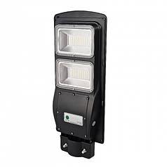 Уличный светильник на солнечной батарее 80LED 6400К SUNBEAM-60 IP6 (сумеречное реле)