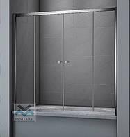 Штора на ванну KO&PO F 150 (S) прозрачная