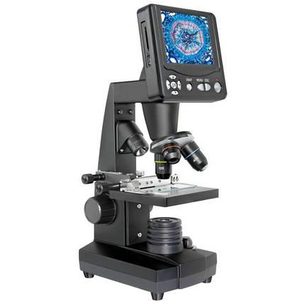 Микроскоп Bresser Biolux LCD 50x-2000x, фото 2