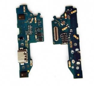 Нижняя плата Huawei Mate 8 (NXT-L09, NXT-L29A) с разьемом зарядки и микрофоном, фото 2