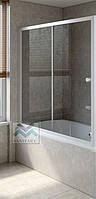 Штора на ванну KO&PO F 150 (W-2) прозрачная