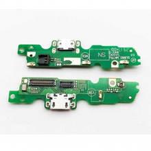 Нижняя плата Motorola XT1670 Moto G5, XT1671, XT1676 с разъемом зарядки и микрофоном