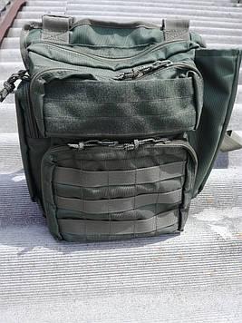 Планшет офицерский хаки. Тактическая сумка