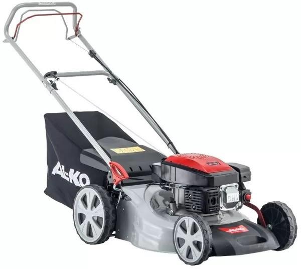Газонокосилка бензиновая AL-KO Easy 4.60 SP-S (Дополнительно: нож, масло, сервис-набор)