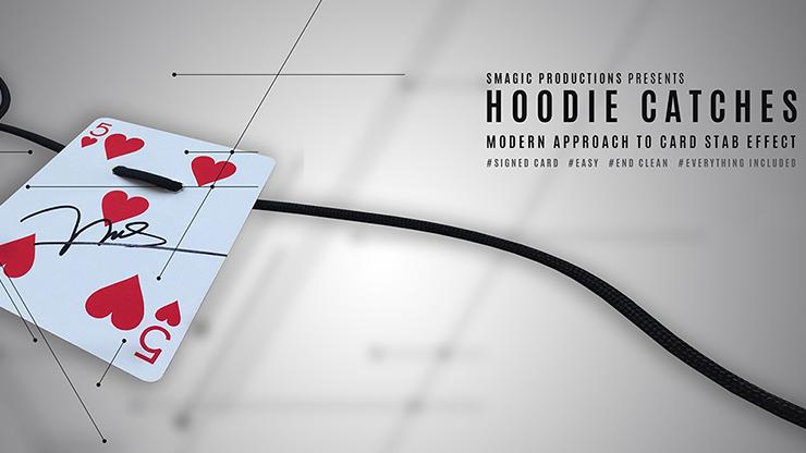 Реквізит для фокусів | Hoodie Catches by SMagic