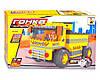 Детский конструктор Champion Машинка грузовик с пультом управления WINNER 217 деталей, фото 5