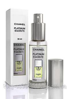 Мини-парфюм мужской Chanel Egoiste Platinum, 30 мл.