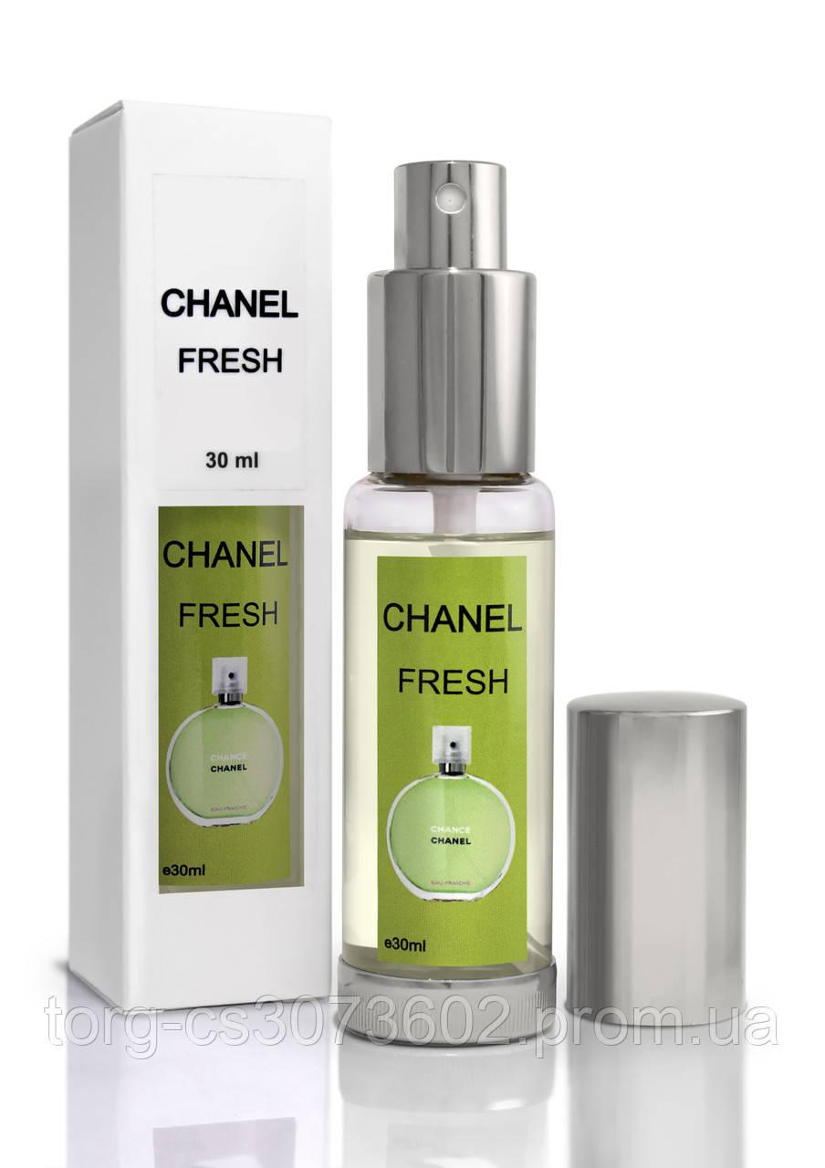 Мини-парфюм женский Chanel Chance Fraiche, 30 мл.