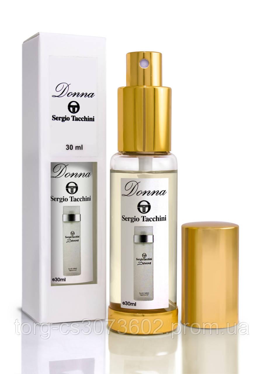 Мини-парфюм женский Sergio Tacchini Donna, 30 мл.