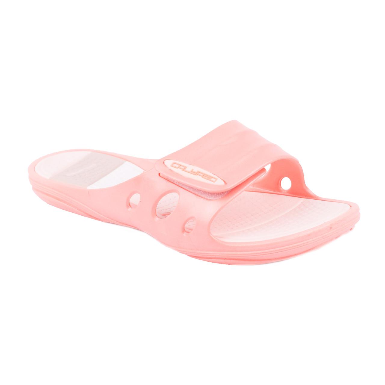 Шлепанцы женские Calypso (light pink)