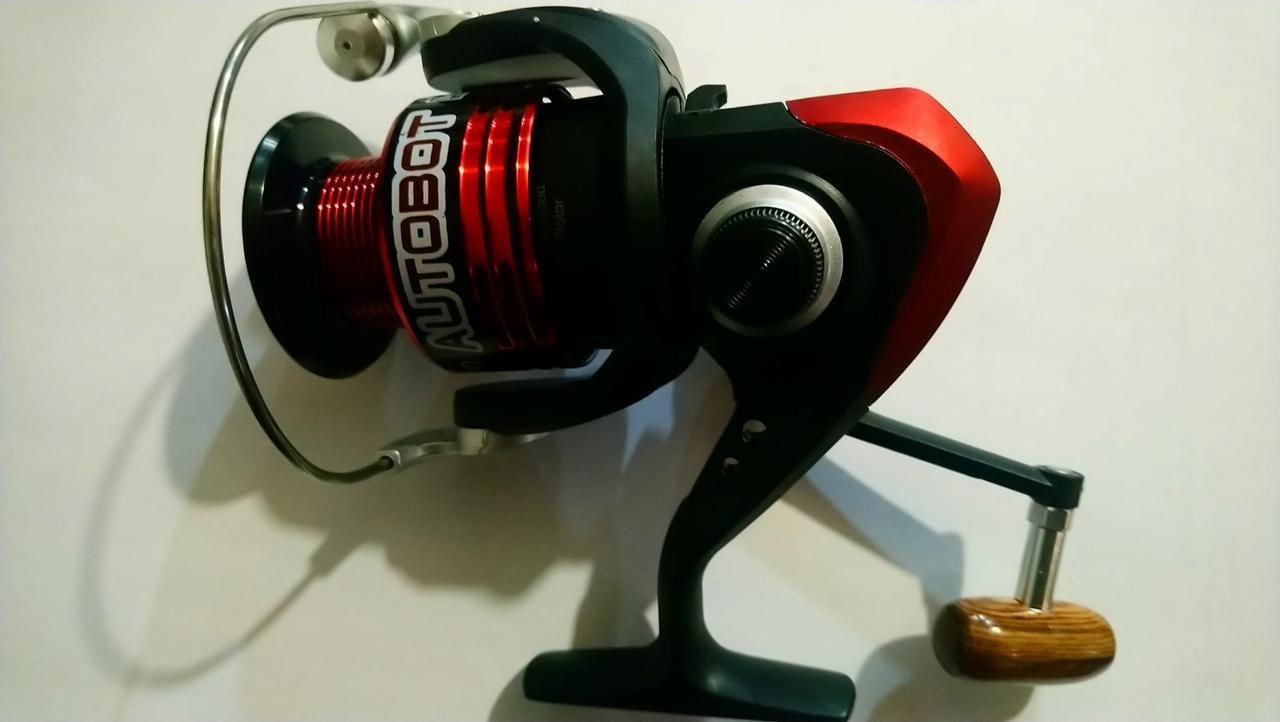 Катушка Brat Fishing Autobot 3000 FD (3+1)