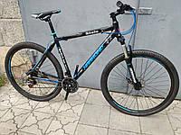 """Горный велосипед Harmond 29 Stels DD 21"""" черно-синий"""