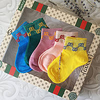 Детские хлопковые носки Gucci, фото 1