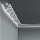 LED профілі Європласт 6.50.701,ліпний декор з поліуретану., фото 2