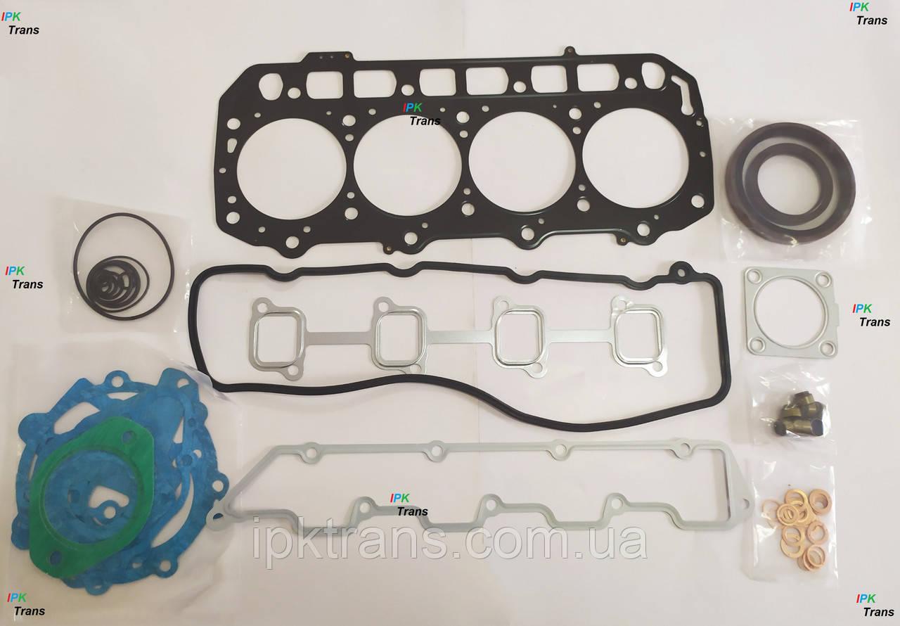 Прокладки двигателя YANMAR 4TNE98 Металл (2275 грн)  729903-92760 / YM72990392760