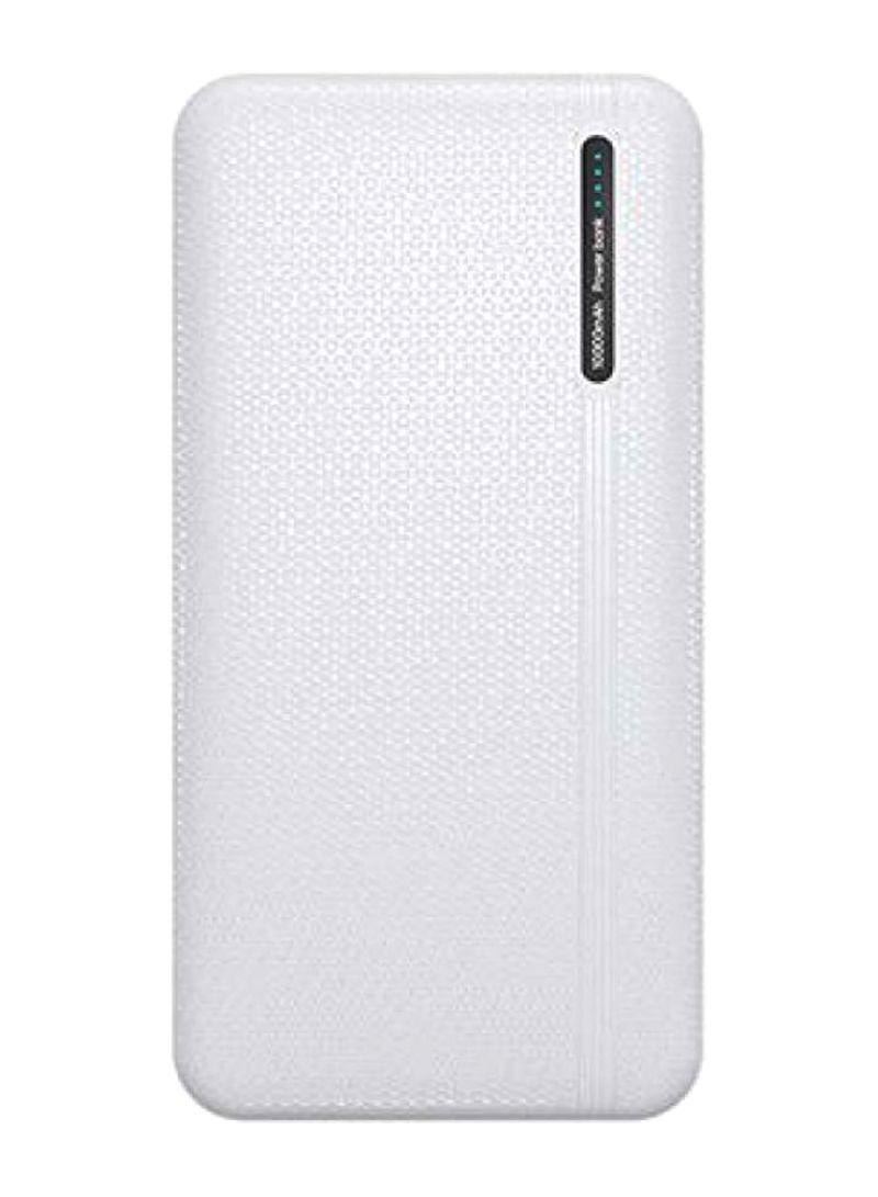 Повербанк10000mah (2USB/microUSB/USB)TYPE SJoyRoomd-m219(Портативное зарядное устройство, Power Bank)