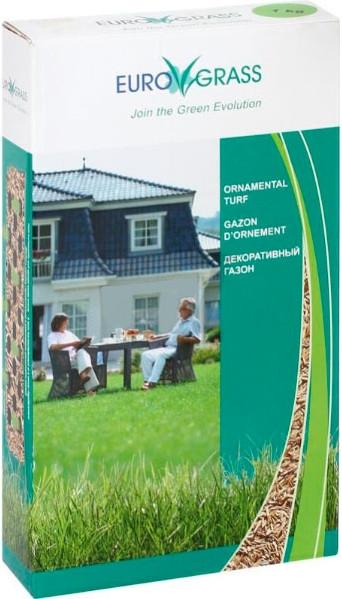Газонная трава Декоративный газон Euro Grass 2.5 кг