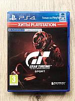 Gran Turismo Sport (рус.) (б/у) PS4, фото 1