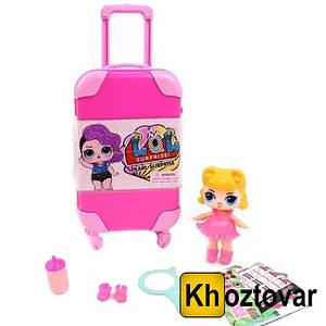 "Лялька LOL ""Валіза"" Pearl Surprise C02277"