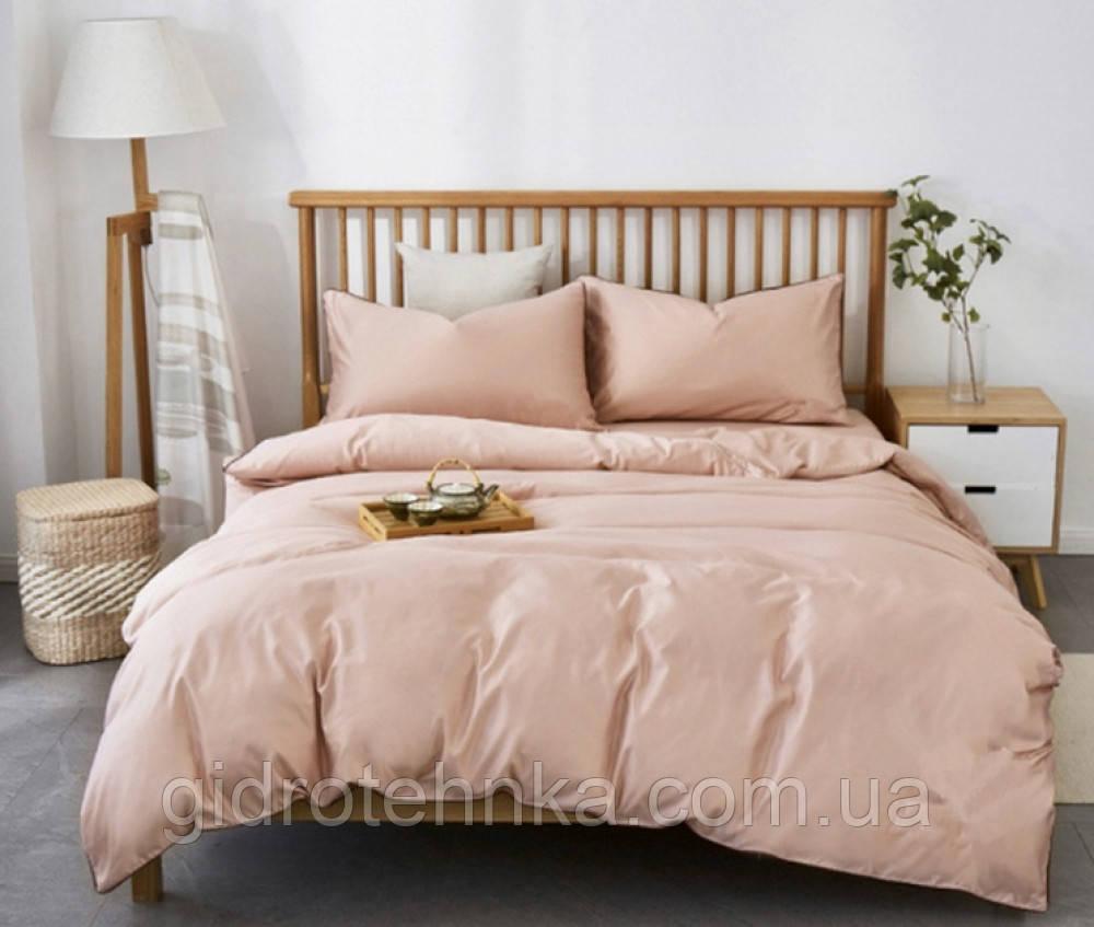 Двуспальный комплект постельного белья сатин ST71