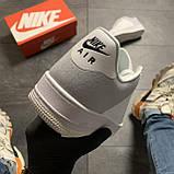 Женские кроссовки Nike Air Force Low ACW White, Женские Найк Аир Форс Лоу Кожаные Белые, фото 3