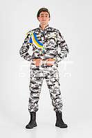 Дембельская форма. Військова форма. Дембелька. Титан, Штурмівці Біла Ніч. Тканина ріп-стоп