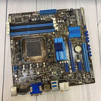 Материнская плата  (sAM3+/AMD 780/880 4x DDR3/Mini ATX), фото 2