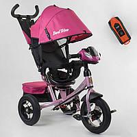 Велосипед детский трехколесный Best Trike 7700 В / 78-565 Розовый