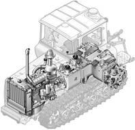 Запчасти к трактору ДТ-75