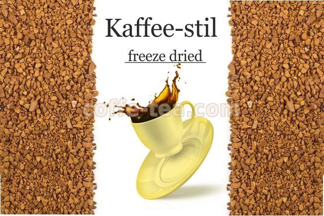 Растворимый кофе Коньяк 100