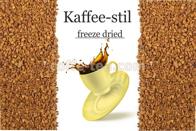 Розчинна кава Ромовое олія 100