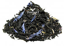 Чай черный с добавками Эрл Грей голубой цветок